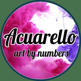 Acuarello Picturi pe Numere