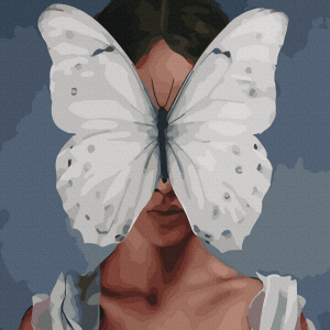 Pictura pe numere-Butterfly Effect