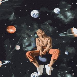 Pictura pe numere-Universe
